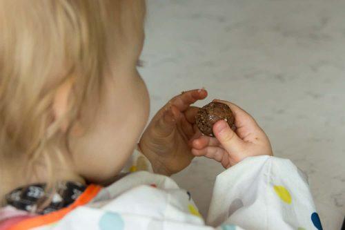 Energiekugeln die Kinder lieben!